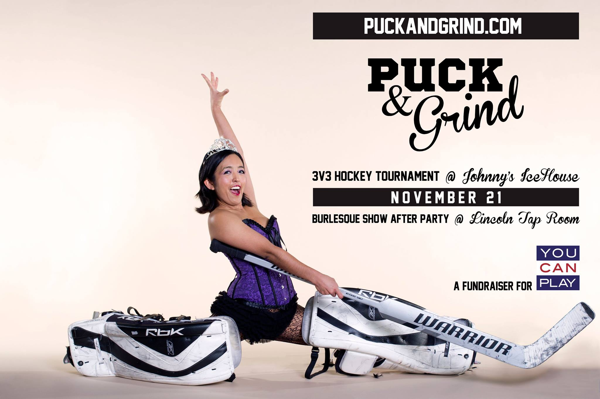 puck and grind