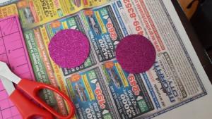 Craft Foam Circles