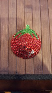 Tomato pastie
